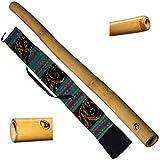 Australian Treasures - DIDGERIDOO: Bamboo PRO-series 120cm - incluyendo...